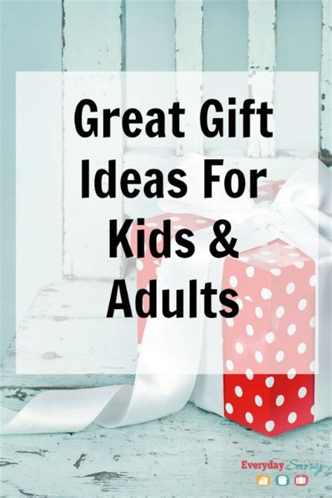 great gift ideas everyday savvy