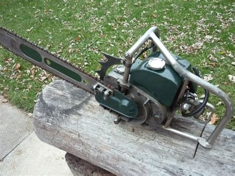 Raket Stroke vintage chainsaw collection jonsered of saws