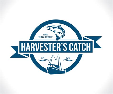 top fishing boat companies bold modern logo design for caleb pedersen by soul