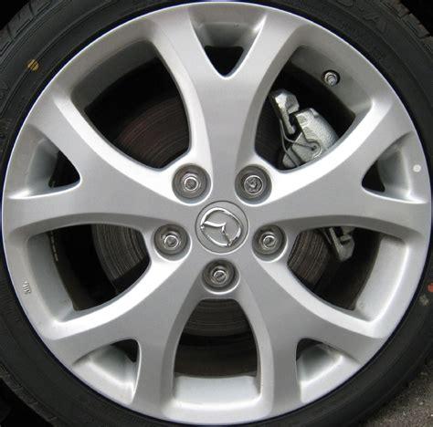 mazda sr oem wheel  oem original alloy wheel