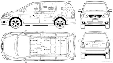 Stiker Sticker Mobil Airbag System Clipart Warna mazda mpv 2006