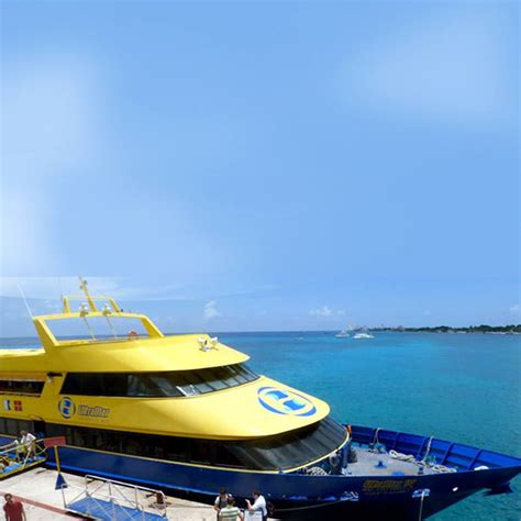 ferry boat cground cozumel ferry and ground transportation