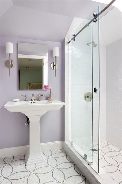 lavender and gray bathroom bathroom farrow and ball dimity
