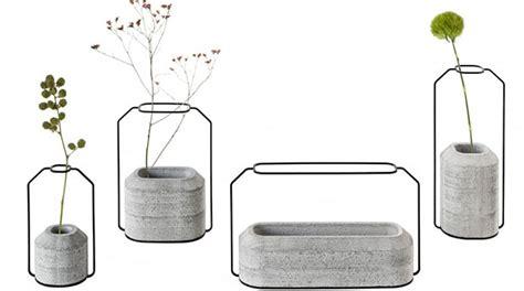 Arts Beton Design by Die Betonvasen Weight Vases Beton Org