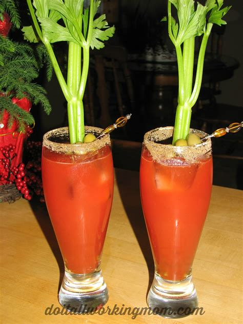 the perfect bloody caesar do it all working mom