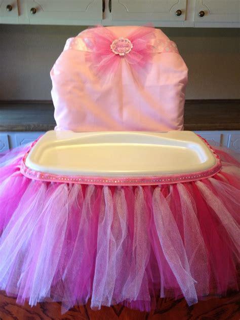 high chair tutu birthday highchair tutu birthday ideas for ella