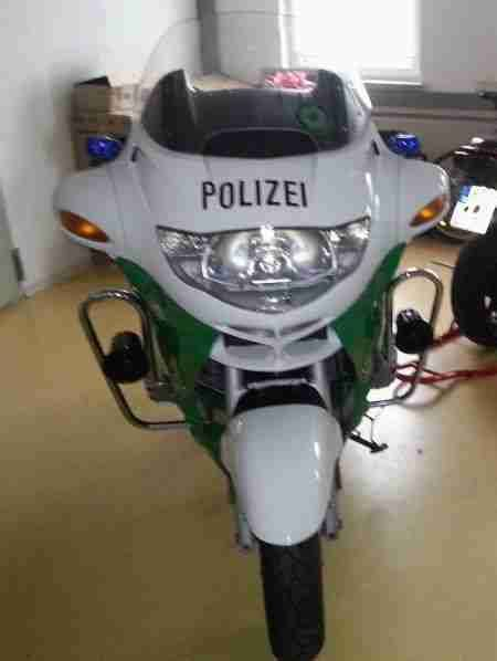 Bmw Motorrad Gebraucht Polizei by Motorrad Bmw 850 Polizei Version Sehr Guter Bestes