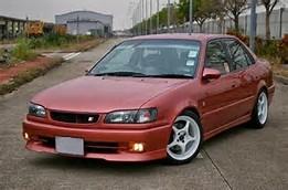 Modifikasi Toyota Corolla