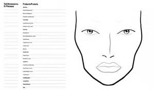 Blank mac face charts melanie make up how to do a m a c face chart