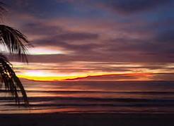Gambar Gambar Lukisan Pemandangan Waktu Senja Di Tepi Pantai | Apps ...