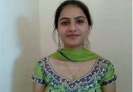 Beautiful and Cute Indian Girl