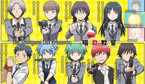 assassination classroom 1000 images about assassination classroom on