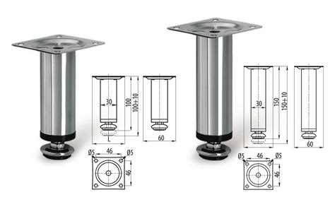 Adjustable Kitchen Cabinet Legs | adjustable plinth leg for kitchen cabinet furniture sofa