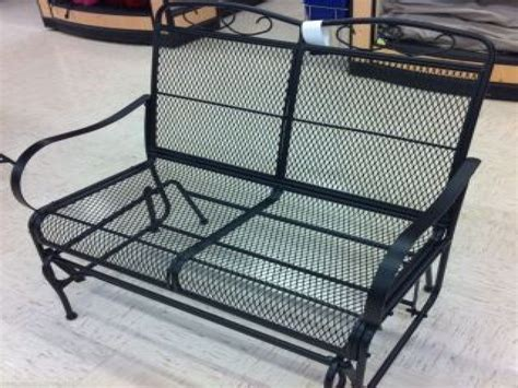 costco lifetime bench home depot patio chairs mesh steel