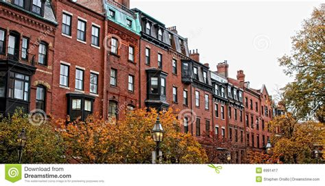 we buy houses boston boston row houses royalty free stock photography image 6991417