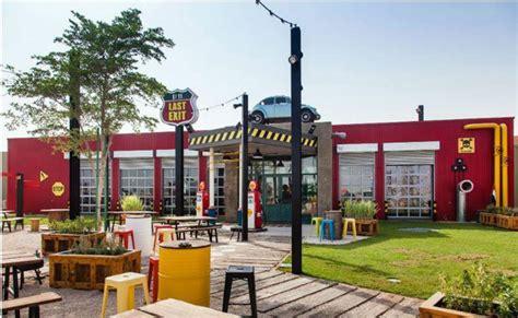food truck park design meals on wheels food truck park last exit opens in