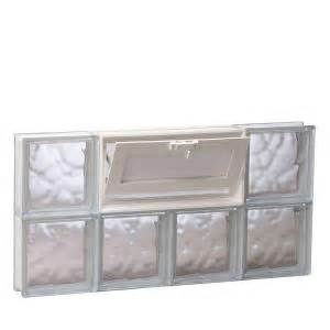 Pictures of Home Depot Glass Block Windows