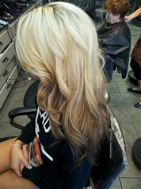 reverse ombre hair photos jade s blog westwood hair reverse ombre