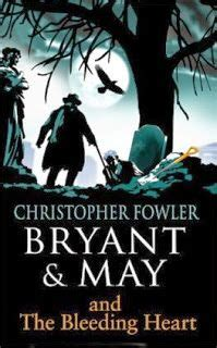 bryant may chamber a peculiar crimes unit mystery books 1000 images about christopher fowler on crime