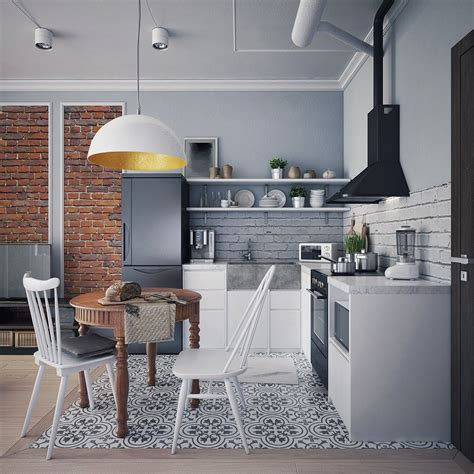 Grey Scandinavian | 4 first home interior ideas with a scandinavian twist