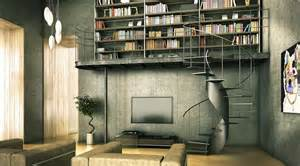 Best Library Room Color » Home Design 2017