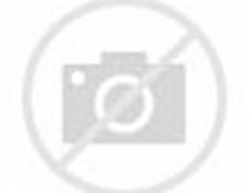 Lukisan Pemandangan Waktu Senja Di Tepi Pantai
