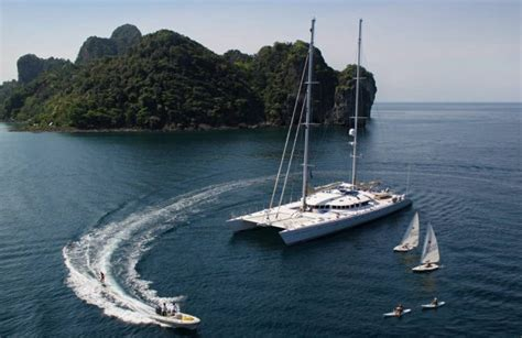 catamaran charter france 42m catamaran yacht douce france yacht charter