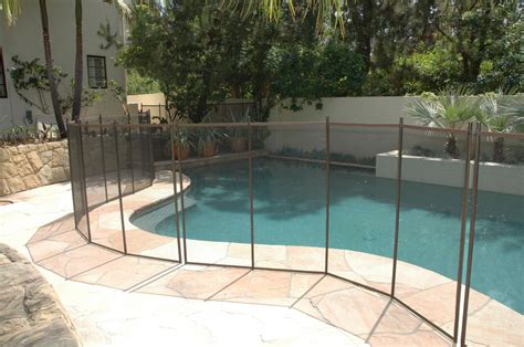 removable pool fence removable pool fence black peiranos fences simple and safety removable pool fence