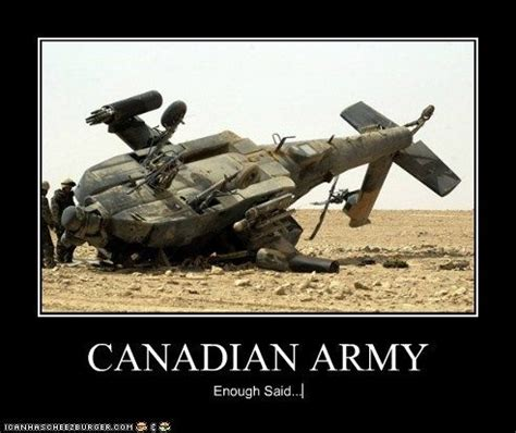 Funny Soldier Memes - canadian army meme and military humor