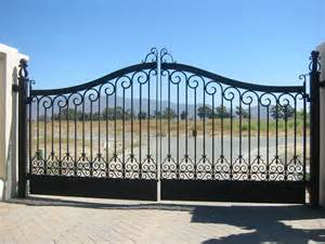 Photos of Driveway Gate Design