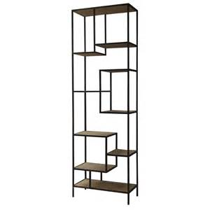 Design shelf of unique awesome for metal and wood bookcase designs