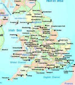 Pin map of england on pinterest