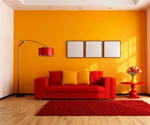 what color goes with orange 7 paint colors that go well with