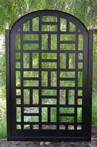 Metal Garden Gates Photos