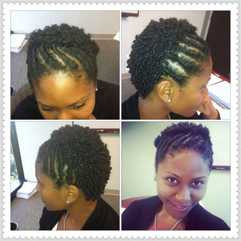 twa coil twists hairstyles hair ideas for twa about 3 5 4 inches long flat twist