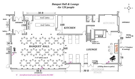 marriage hall floor plan 03 banquet hall and lounge 120 jpg 2996 215 1759 wedding