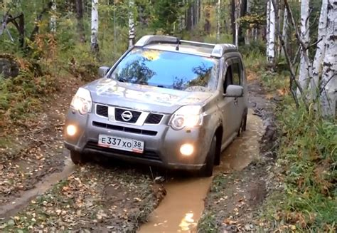 nissan x trail road test nissan x trail road test offroad 4x4