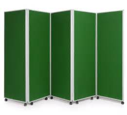 Nursery Room Divider Mobile Partition Screen 5 Panel School Room Divider Uk Made