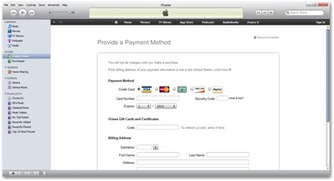 can you make a itunes account without a credit card create an itunes account without a credit card