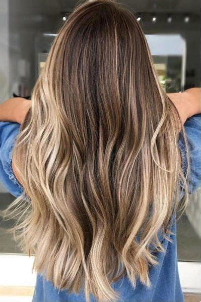 sun kissed hair color beachy highlights that make every hair color look