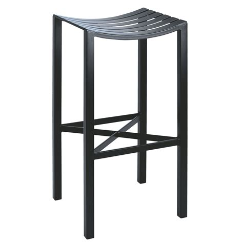 backless metal bar stools pictured here is the parsons backless bar stool metal