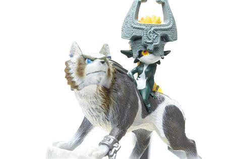 Nintendo Amiibo Wolf Link gallery a closer look at the badass wolf link amiibo gamespot