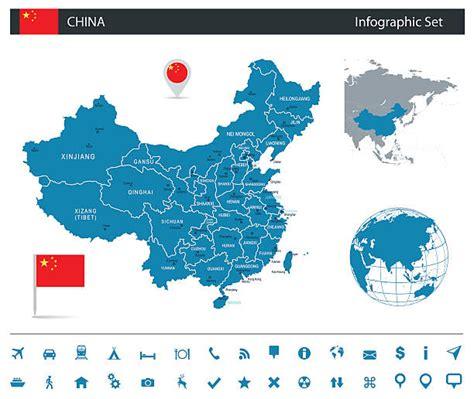 china map vector china map clip vector images illustrations istock