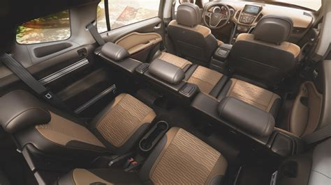 Opel Zafira Interior Dimensions by Opel Zafira Tourer Highlights Erste Klasse Flexibilit 228 T