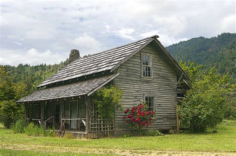 pioneer house pioneer house powers oregon photograph by don and carol todd