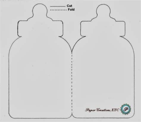 baby carriage template for cards paso a paso para hacer tarjetas o invitaciones con forma