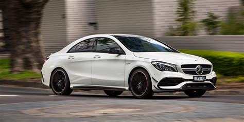 Mercedes Cla45 2017 Mercedes Amg Cla45 Review Caradvice