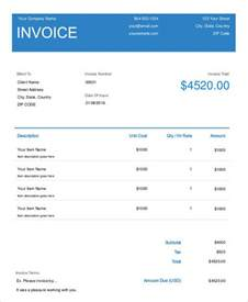 Free Roofing Invoice Template by 6 Roofing Invoice Templates Free Sle Exle Format