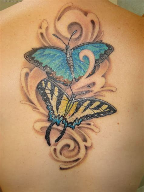 butterfly name tattoo designs butterfly tattoos designs ideas and meaning tattoos for you