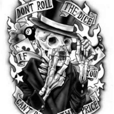 joker tattoo z kartami joker z kartami wz 243 r tatuażu